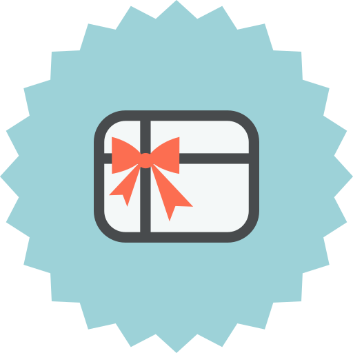 bow, box, gift, present, shopping icon