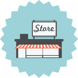 building, ecommerce, house market, marketplace, shop, shopping, store icon