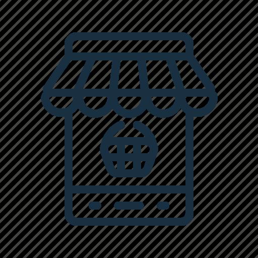 Ecommerce, market, online, shop icon - Download on Iconfinder