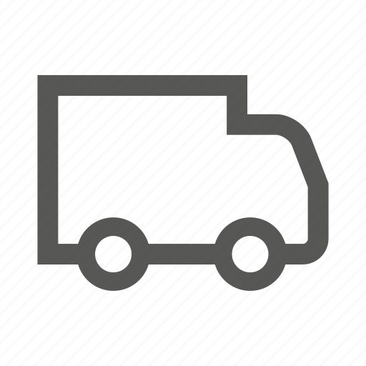 car, cargo, delivery, lorry, transport, transportation, truck icon