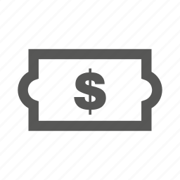 $, currency, dollar, label, money, price, tag icon