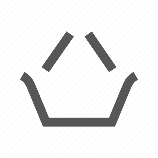 basket, e-commerce, ecommerce, empty, shop, shopping icon