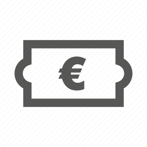 cash, currency, euro, label, price, tag icon