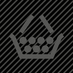 basket, buy, e-commerce, ecommerce, shop, shopping, store icon