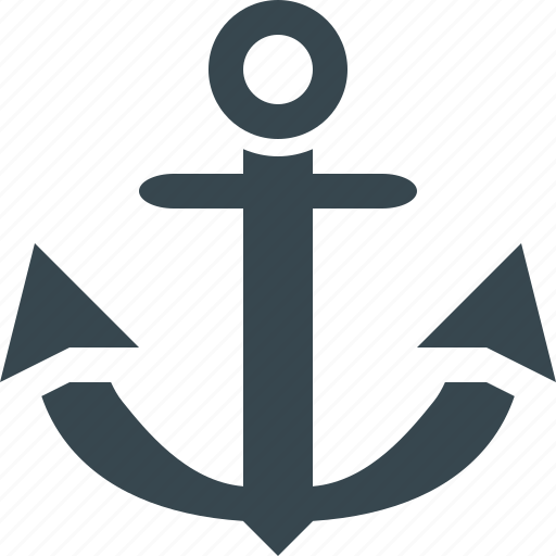 anchor, armature, business, finance, marketing, seo, static icon