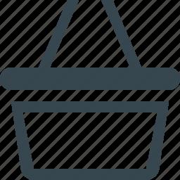 basket, buy, commerce, e-commerce, ecommerce, shop, shopping icon