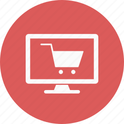 cart, ecommerce, online icon