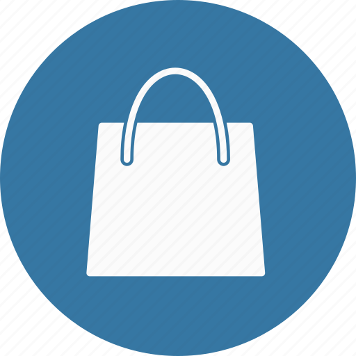 bag, cart, shipping icon
