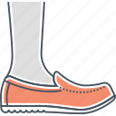 footwear, men's shoes, shoe, shoes icon