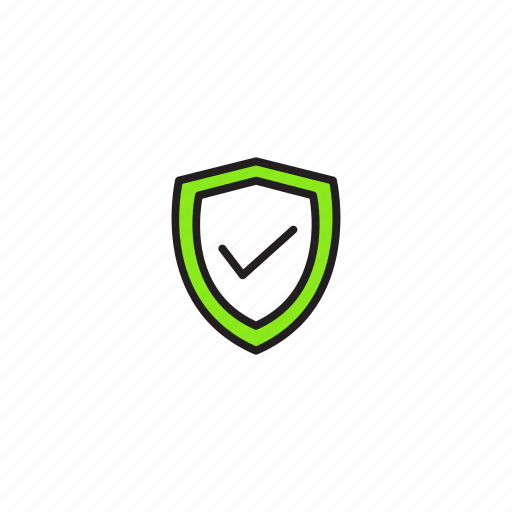 protected, safety, secure, security icon