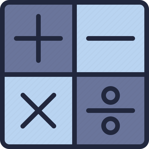 business, calculator, company, ecommerce, economy, math icon
