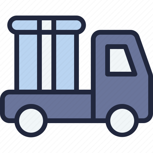 business, company, delivery, ecommerce, economy, truck icon