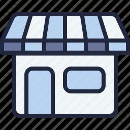 business, company, ecommerce, economy, store, supermarket icon
