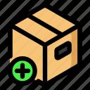 item, new, order, plus, shipment