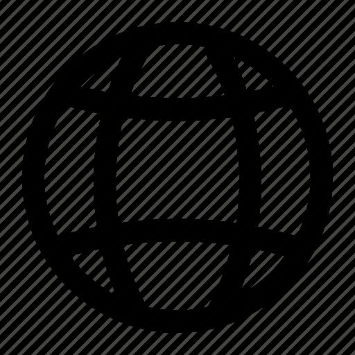 browser, internet, world icon