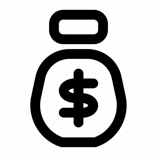 bank, earning, income, money icon