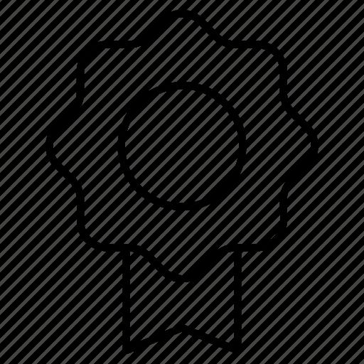 award, badge, loyalty, medal, prize, reward icon