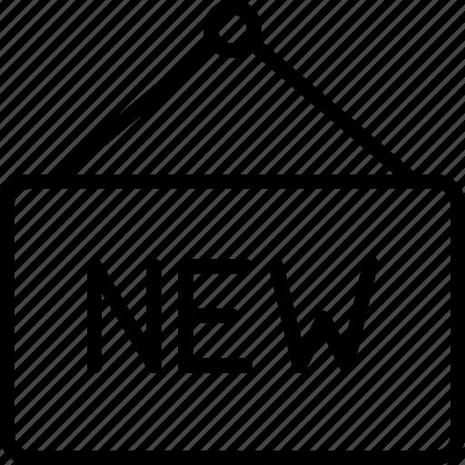 business, company, ecommerce, economy, new, tag icon
