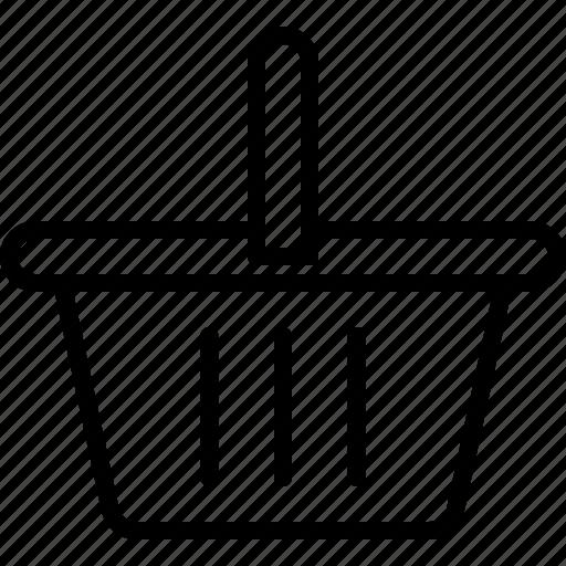 basket, business, company, ecommerce, economy, shopping icon