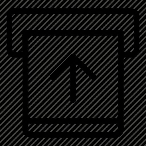 Atm, bank, cash, deposit, money icon - Download on Iconfinder