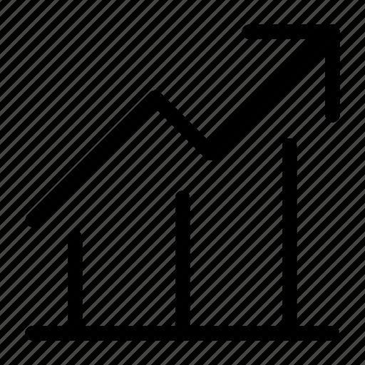 Analytics, bar, chart, graph, report, sale, statistics icon - Download on Iconfinder