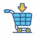 add, add to cart, buy, cart, purchase, shopping, store icon