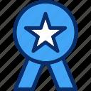 achievement, award, ecommerce, reputation icon