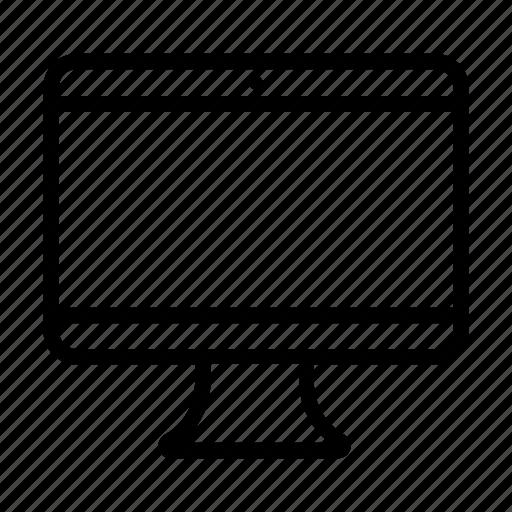 computer, mac, screen icon