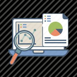 analysis, chart, data, graph, report, sell, statics icon