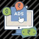 advertising, click, digital, pay, per, ppc, seo