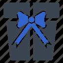 birthday, box, gift, present, surprise icon