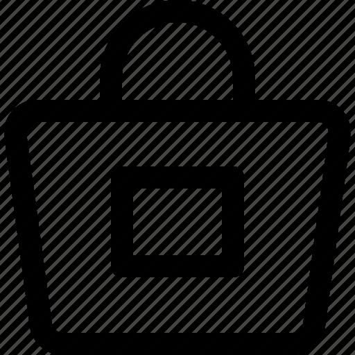 bag, shop, shopping, shopping bag icon