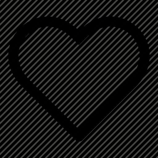 ecommerce, favorite, love, wishlist icon