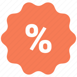 pct, percent sign, percentage, percentage sign icon