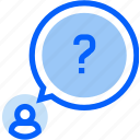 faq, question, support, communication, help, contact