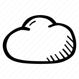 cloud, e-learning, education, elearning, online courses icon