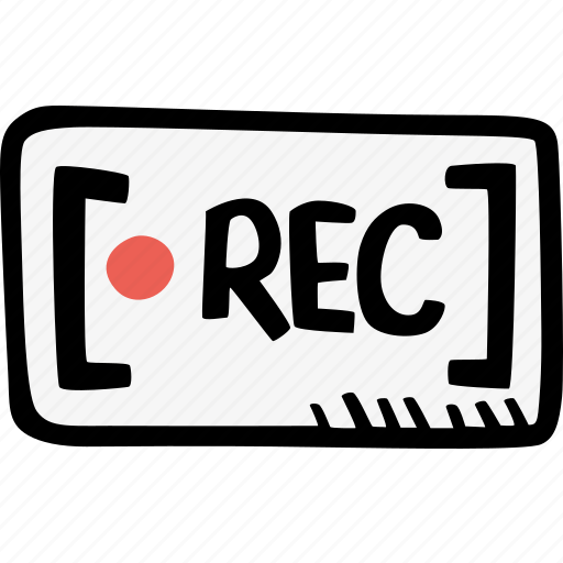 e-learning, education, elearning, online courses, recording icon