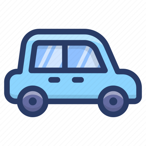 car, conveyance, taxi, transport, vehicle icon