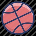 ball, field ball, game, hard ball, sports equipment icon
