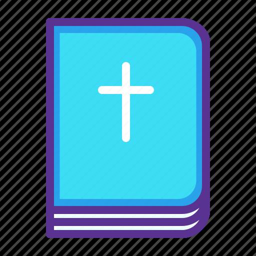 bible, book, christian, holy, religious icon