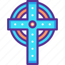 christ, christian, cross, easter, holy, jesus, religion icon
