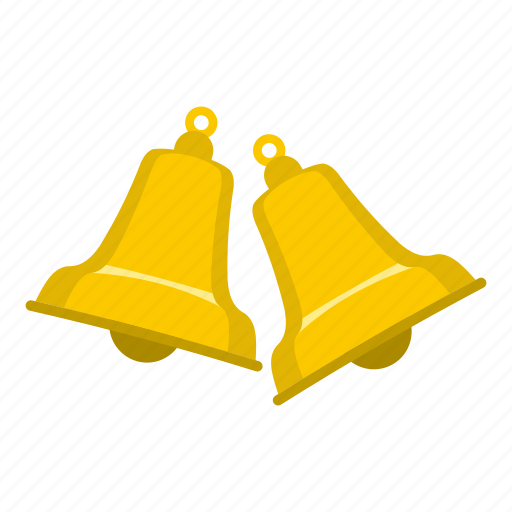 bell, bells, call, christmas, church, decor, easter icon