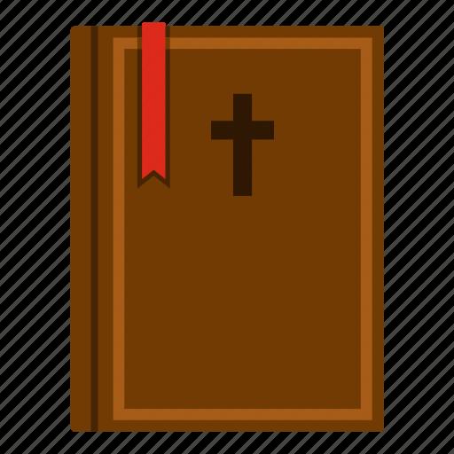 bible, christian, cross, historic, holy, jesus, religion icon