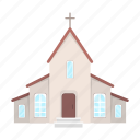 attribute, church, easter, holiday, religious, temple icon