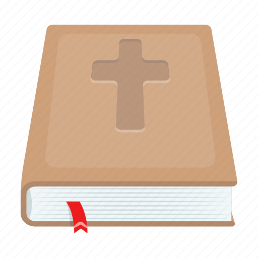 attribute, bible, book, easter, holiday, religious icon