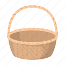 attribute, basket, easter, holiday, religious icon