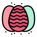 easter, egg, nature, robbit icon