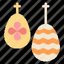 celebration, easter, egg, food icon