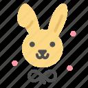 bynny, easter, rabbit