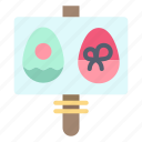 easter, egg, eggs, holiday